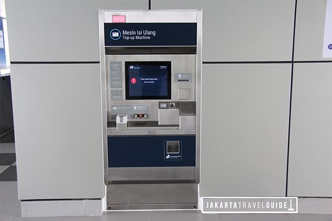 MRT Jakarta Tickets