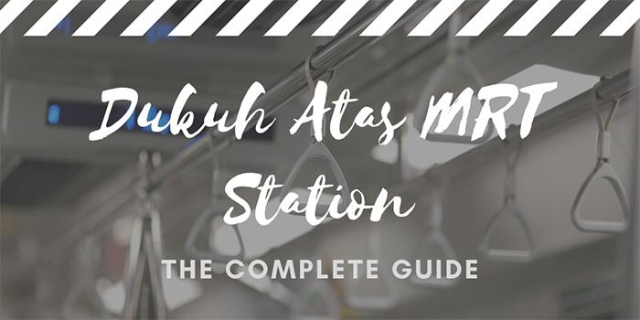 Dukuh Atas MRT Station in Jakarta