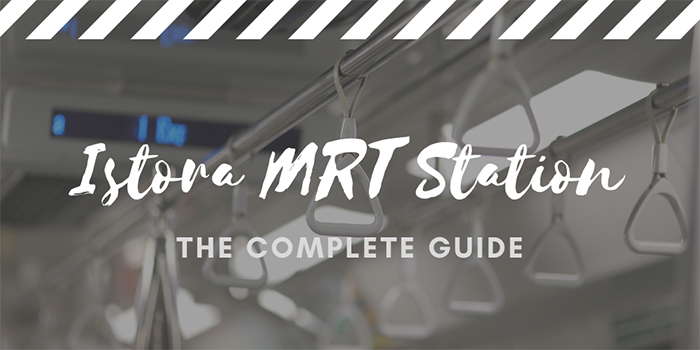 Istora MRT Station in Jakarta