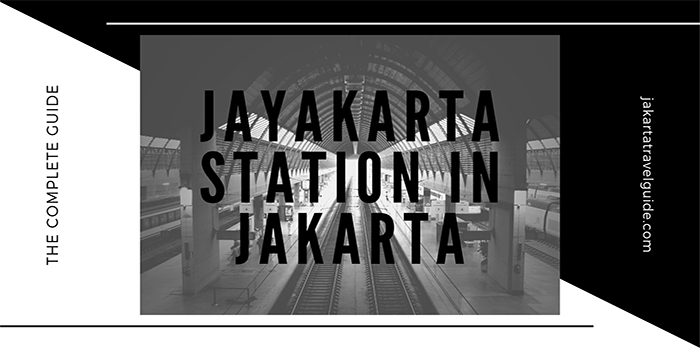 Jayakarta Station in Jakarta