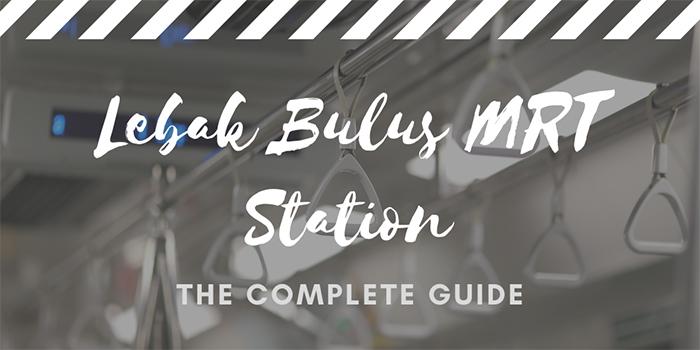 Lebak Bulus MRT Station in Jakarta