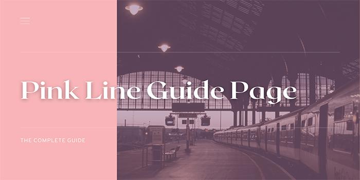 Jakarta Pink KRL Commuter Line Guide Jakarta Kota – Tanjung Priok Overview