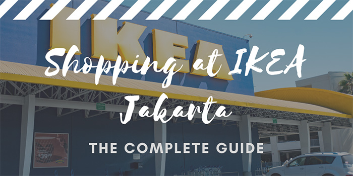 Shopping at IKEA Jakarta
