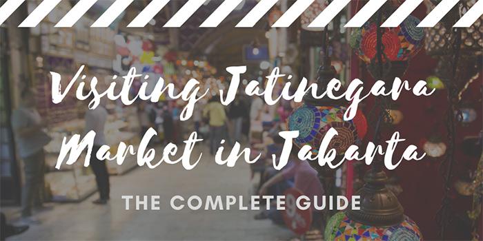 Visiting Jatinegara Market in Jakarta